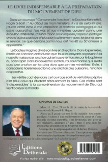 Kenneth Hagin, Comprendre l'onction