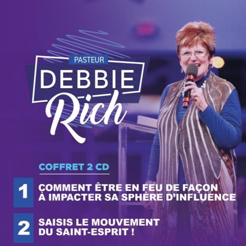 Debbie Rich Coffre 2 messages, PCC