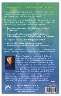 Benny Hinn-Restitution totale