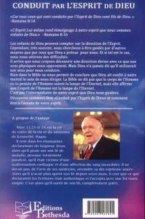 Kenneth Hagin, Conduit par l'esprit de Dieu